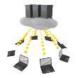 サーバーのデータ転送量とは?無制限の落とし穴
